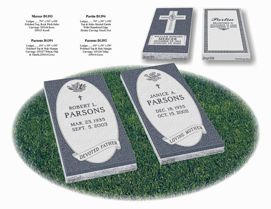 Grave Cover Slab Ledger